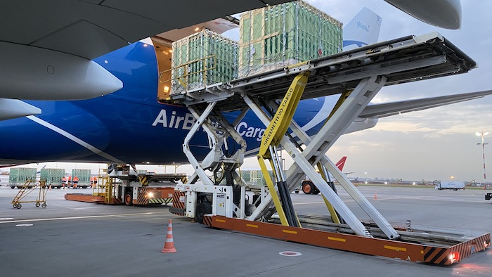 Pigs can fly, as Russian airfreight carrier proves