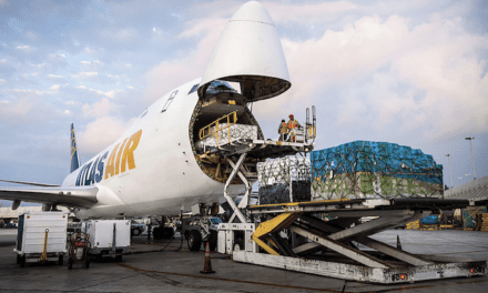 An 'extraordinary' pandemic year for freighter airline Atlas Air
