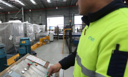 Digital ground handling upgrade for dnatain Australia