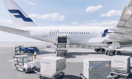 Finnair Cargo positions itself as a COVID-19 vaccine hub