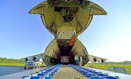 Heavyweight surge leads to market recall for An-225 Mriya