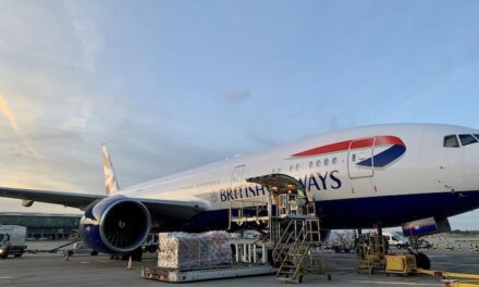 IAG Cargo marks 1,000th cargo-only charter flight of 2020