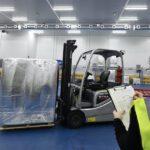 IAG Cargo's Madrid pharma hub lands just in time