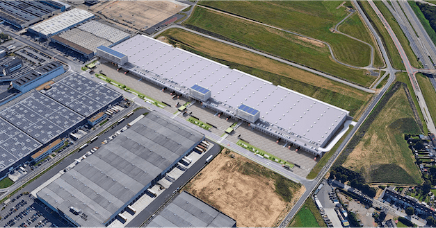 Handler WFS opens new Brussels cargo facility