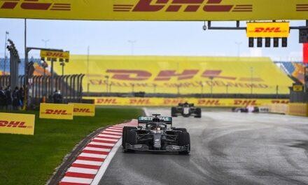DHL and Formula 1 renew their multi-year partnership
