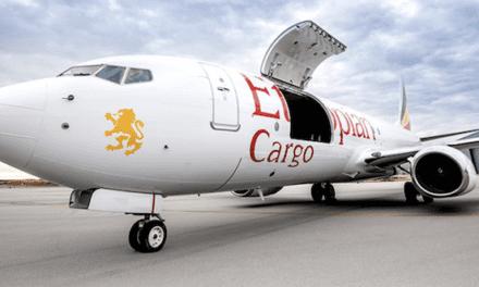 Ethiopian takes delivery of B737-800FS p2f conversion