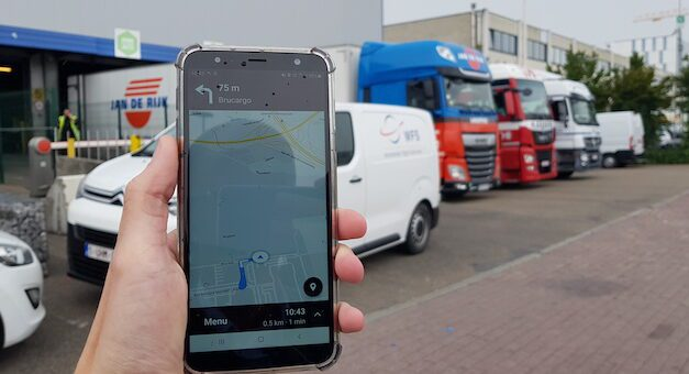 WFS signs up to Brussels' truck efficiency initiative
