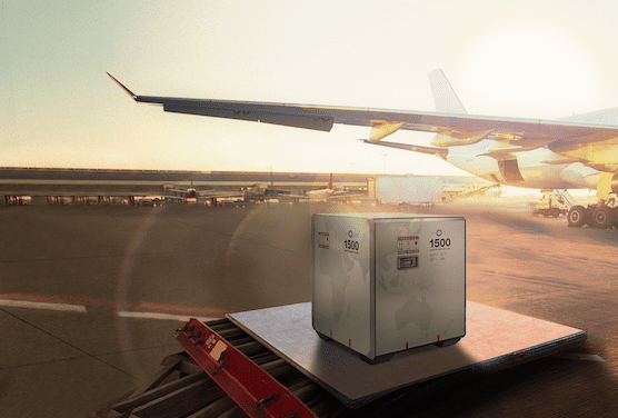 SkyCell containers deal keeps Virgin Cargo shipments cool