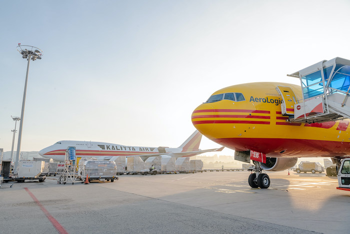 DHL Express adds B737-800 freighter for Asian e-commerce