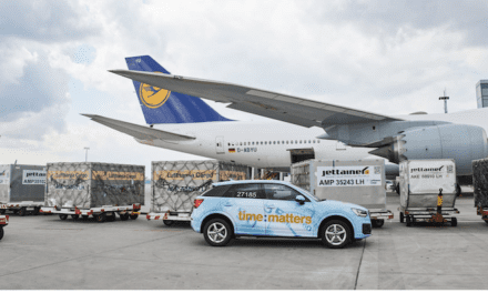 Lufthansa delivers oxygen concentrators to virus-stricken India