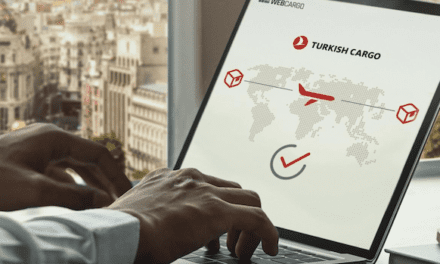 Turkish taps into WebCargo's digital shopping experience