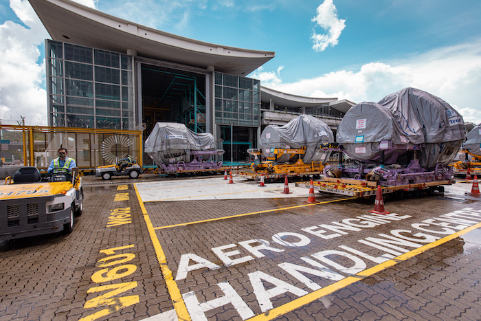 New Hactl centre is fired up for more aero engines