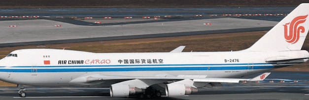 Air China confirms WFS as its handler of choice in Europe