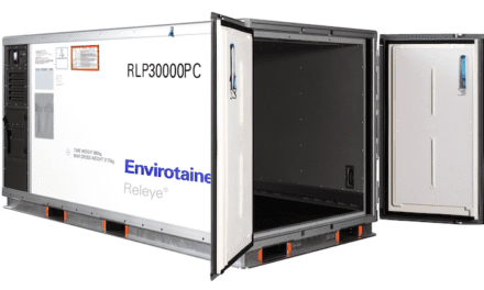 Latest Envirotainer device raises the pharma delivery standard