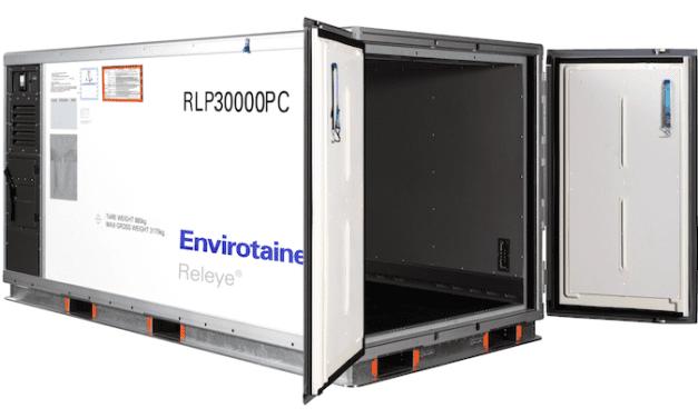 Envirotainer pharma shipment works like clockwork for Swiss