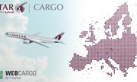 Qatar Cargo accelerates the digitalisation of its processes