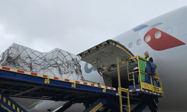 American Cargo helps US step up its vaccine contributions