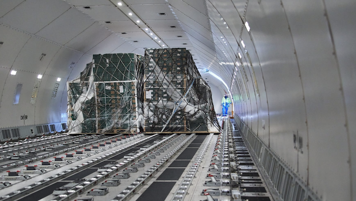Lufthansa Cargo turns two pax A321 aircraft into e-commerce freighters